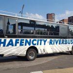 younes live on tour mit dem hafencity riverbus crazy station. Black Bedroom Furniture Sets. Home Design Ideas