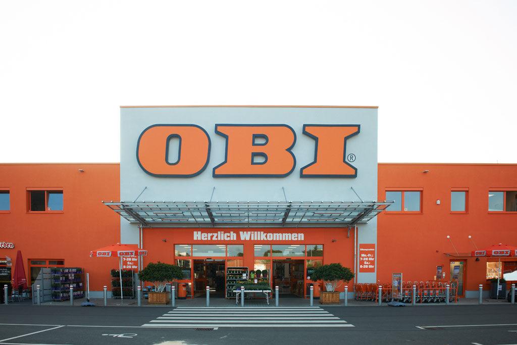 OBI Markt Hamburg Eppendorf