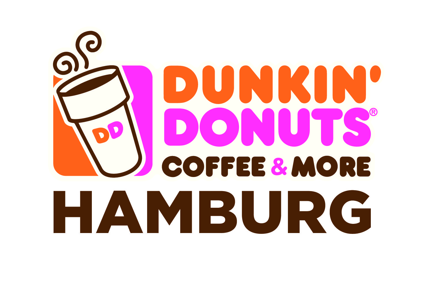 euer s er start ins wochenende mit dem dunkin 39 donuts hamburg store im dammtor bahnhof sichert. Black Bedroom Furniture Sets. Home Design Ideas